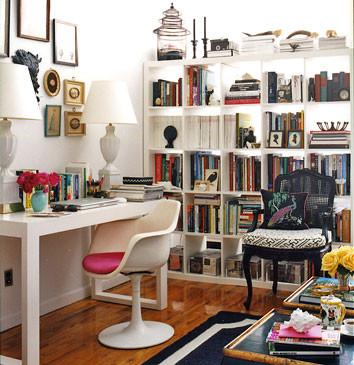 Bookshelves home-office