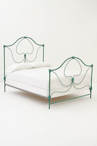 Crawford Queen Bed contemporary-beds