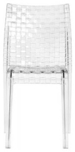 Ami Ami Chair, Clear modern chairs
