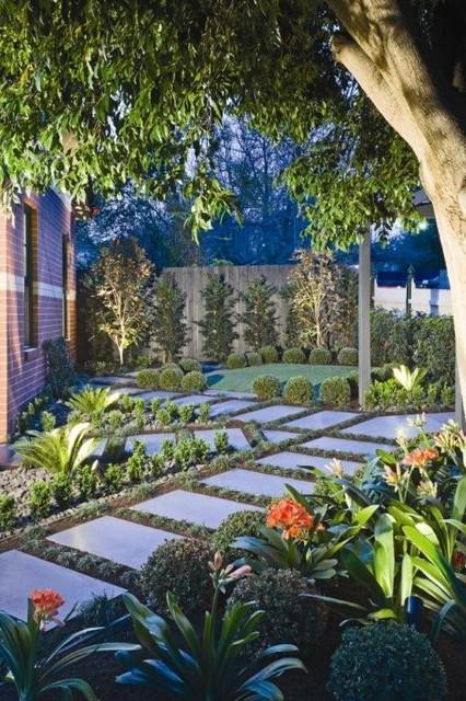 Creative Outdoor Solutions contemporary-landscape