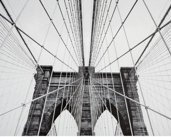 Brooklyn Bridge - I love large canvas prints like this one.