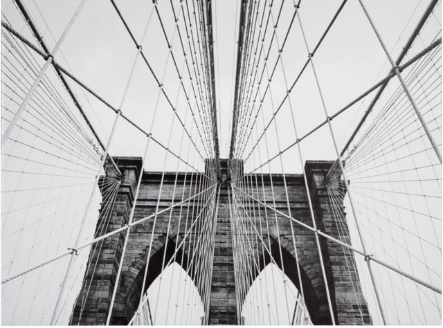 Brooklyn Bridge modern artwork