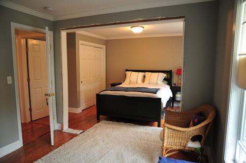 Renovation Help 2 Bedrooms Into 1