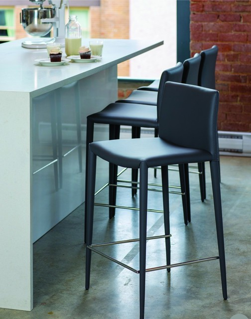 Zeno Counter Stool Contemporary Bar Stools And Counter Stools Vancouver By Briers Home