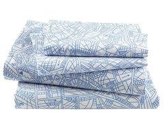 Boys Sheets: Transportation Sheet Set in Sheet Sets modern-kids-bedding