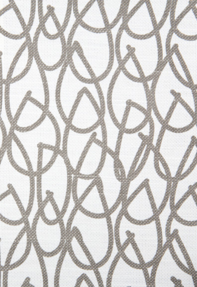 Knit Fabric in Dove contemporary fabric