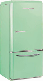 Elmira Northstar Model 1950 Refrigerator traditional refrigerators and freezers