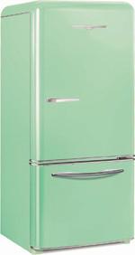 Elmira Northstar Model 1950 Refrigerator traditional-refrigerators