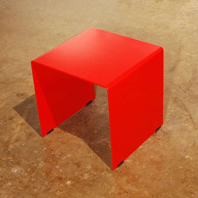 Pressed Steel Customizable Minimal Tables modern-side-tables-and-end-tables