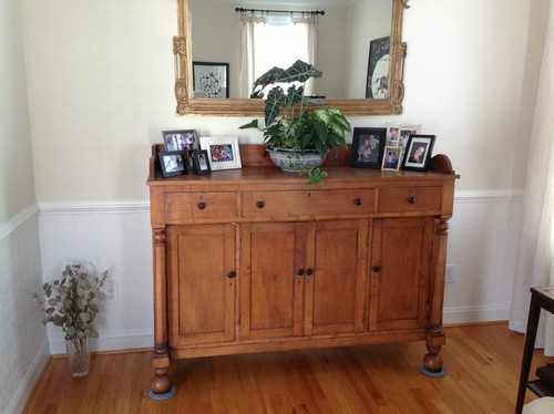this sideboard is currently in my living room i can 39 t seem to put the