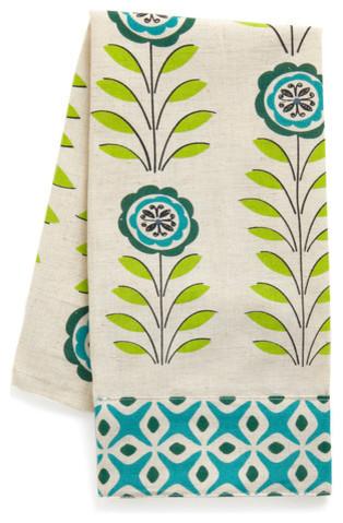 Dig In Tea Towel contemporary-dish-towels