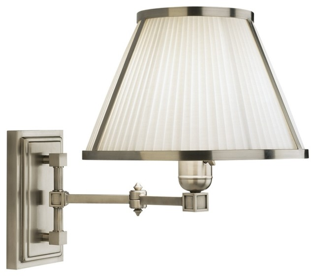 Wall Sconces Swing Arm Plug In : Plug In Wall Sconces Swing Arm gustitosmios
