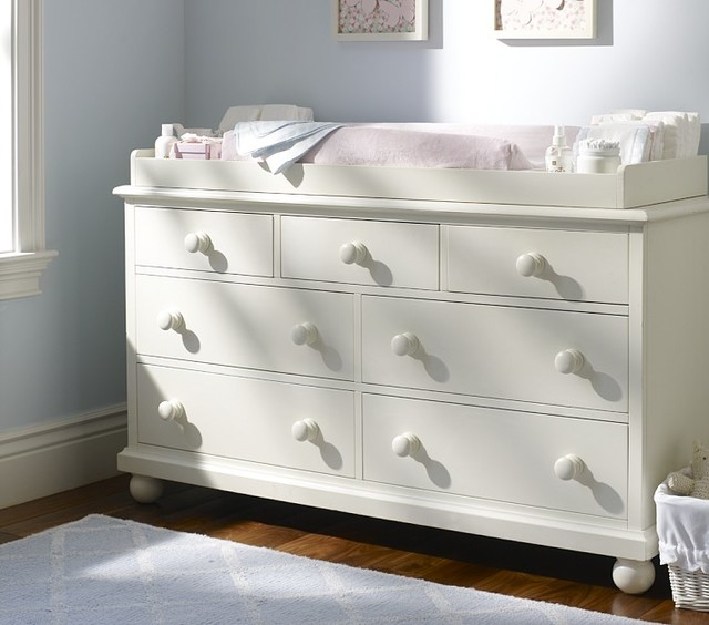 Catalina Extra-Wide Dresser & Changing Table Topper Set changing-tables