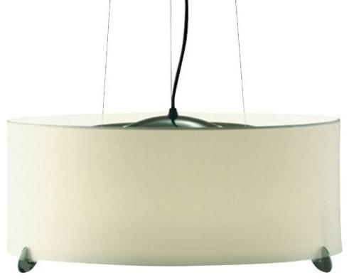 Aura Drum Pendant by Carpyen contemporary-pendant-lighting