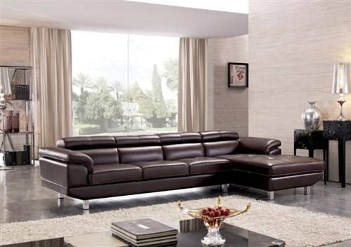 Bonner Signature Leather Sectional modern-sectional-sofas