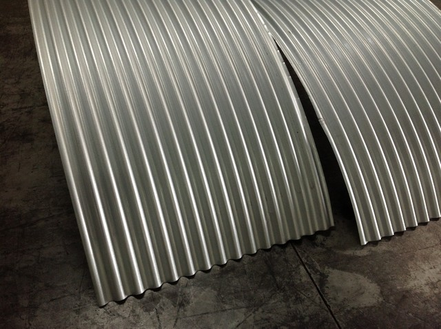 Corrugated Metal Roofing contemporary