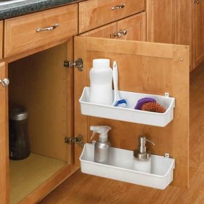 Storage Trays Set Of 2 Modern Kitchen Cabinetry By Hayneedle