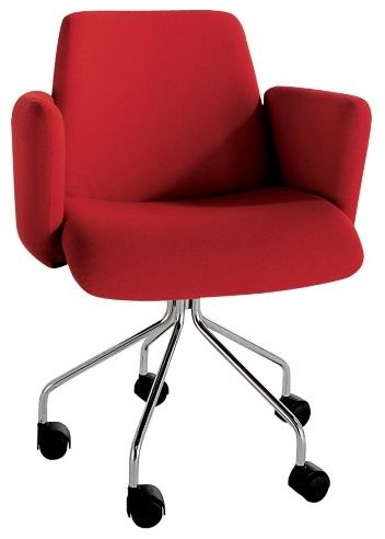 Moorea Swivel Armchair modern-armchairs-and-accent-chairs