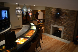 Incroyable Basement Bar Ideas