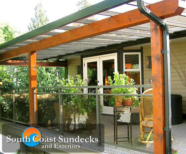 south coast sundecks craftsman
