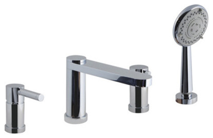 Webert Mondo Faucets and Fixtures modern-bathroom-faucets