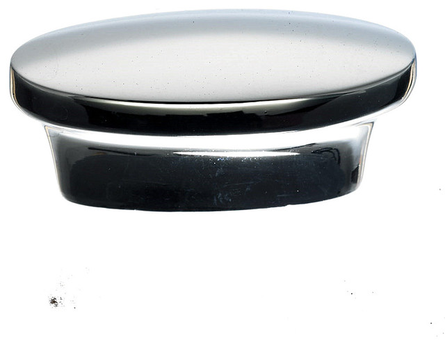 Chrome Drawer Pulls, 5/8 in. - Traditional - Cabinet And Drawer Handle Pulls - by Simply Knobs ...