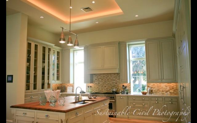 Kitchen green design traditional kitchen tampa for Civil kitchen designs