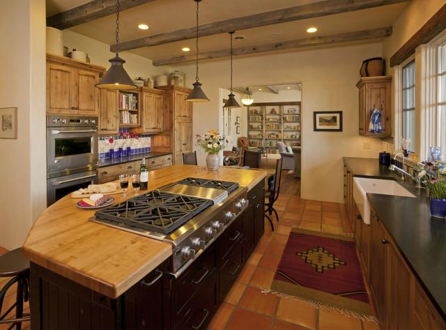 Lynne Barton Bier - Home on the Range Interiors rustic