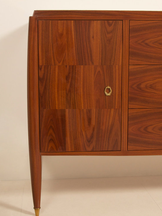ILIAD Design -A Modernist style Bedroom Chest -