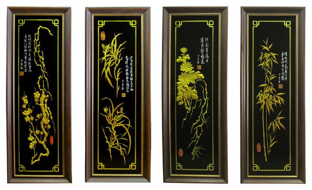 Asian Panel Art 10