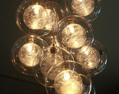 Kadur contemporary chandeliers