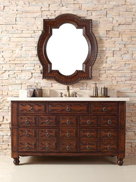 "60"" Granada Single Bath Vanity traditional-bathroom-vanities-and-sink-consoles"