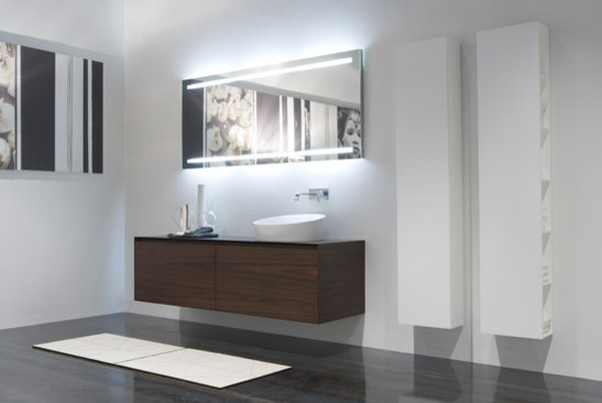 Antonio Lupi Back lit Mirrors - Modern - Bathroom Mirrors ...