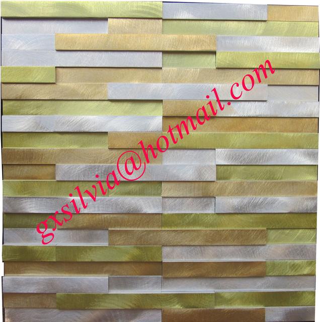 Aluminium tiles tropical-tile