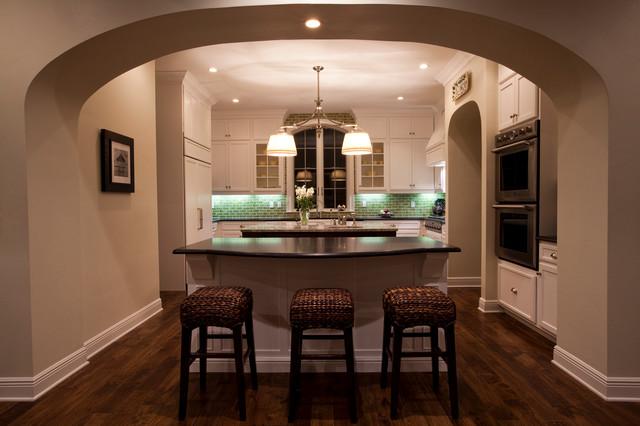 Classic Builders Portfolio beach-style-kitchen