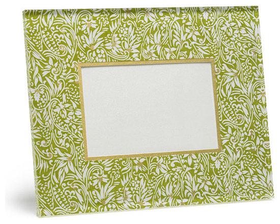 Tropical Lime Frame -