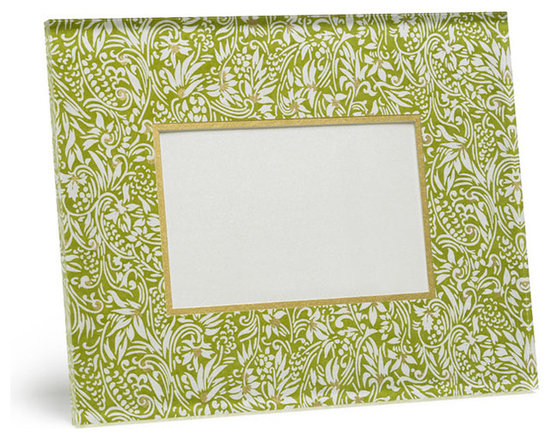 Tropical Lime Frame -