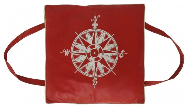 Boat Cushion eclectic-decorative-pillows