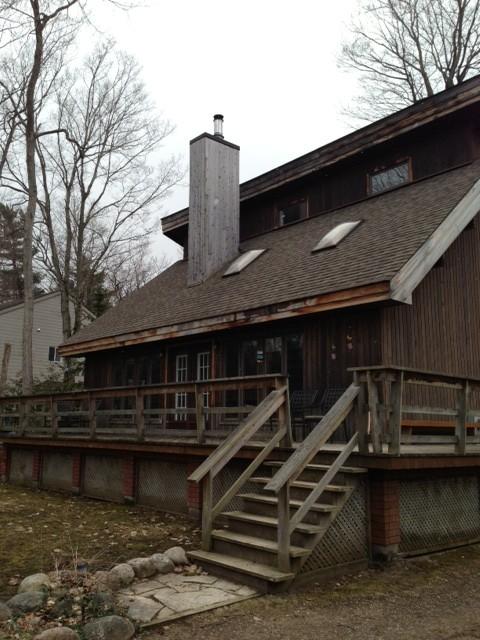Exterior Cottage Makeover