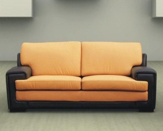 Claudia - Claudia Loveseat Sofa