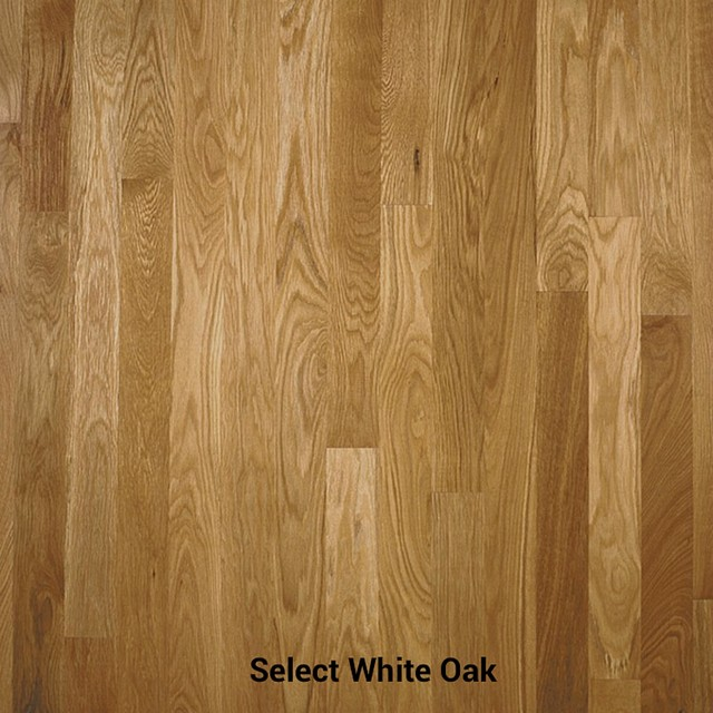 White Oak Unfinished