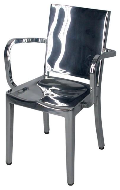 Emeco Hudson Armchair living-room-chairs