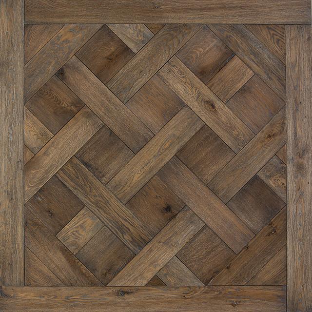 Custom Parquet Development traditional-hardwood-flooring