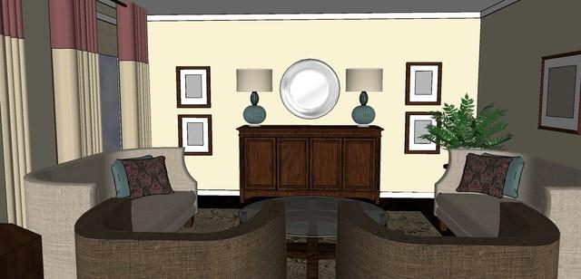 3D Models / Design Plan Renderings traditional-rendering