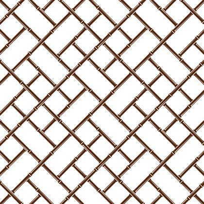 Bamboo Wallpaper, Brown eclectic-wallpaper