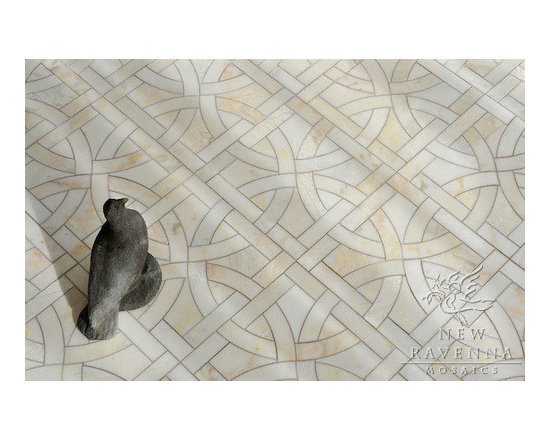 Stone Mosaic - Gran Via lends a classic sophistication to any installation, whether traditional or modern.