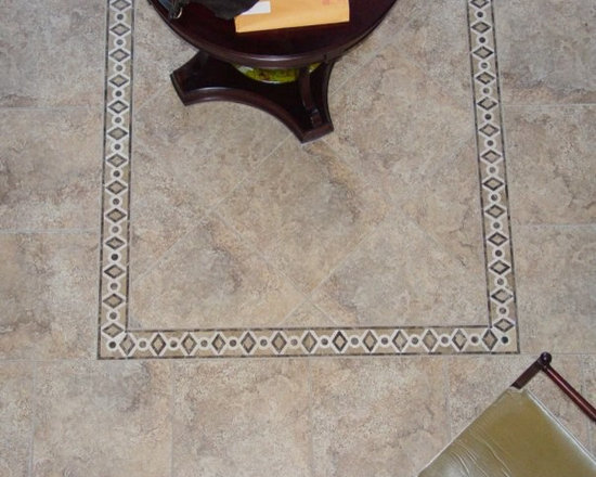 Ceramic & Porcelain Tile -