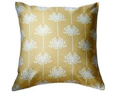 Modern Organic Pillow - Mum contemporary-pillows