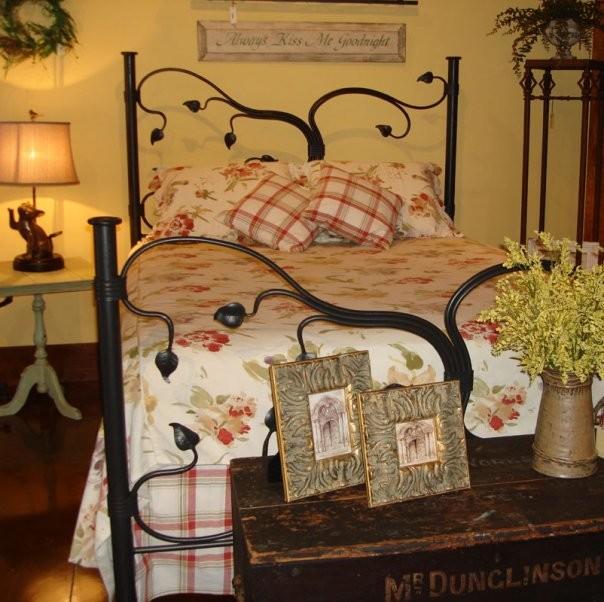 Guest Bedroom eclectic