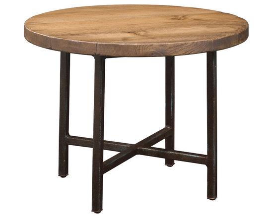 Stickley Pomona Round Lamp Table 29230 -